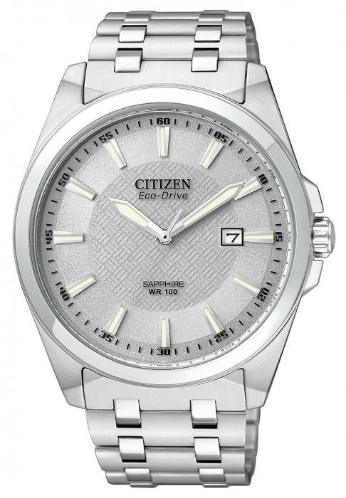 Citizen Men's BM7100-59A Corso Eco Drive Watch