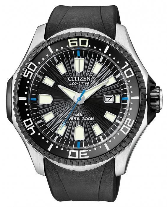 Citizen Men's BN0085-01E Professional Eco Drive Watch