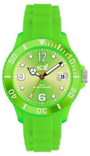 Ice-Watch Unisex Sili Forever Green Chronograph Watch-Green Band-Green Sunray-SIGNUS09