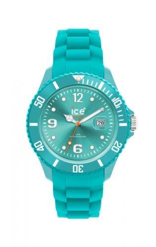 Ice-Watch Unisex Summer Turquoise Chronograph Watch-Turquoise Band-Turquoise Dial-SSTEUS11