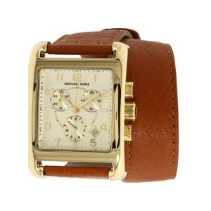 Michael Kors Leather Womens Watch MK2227
