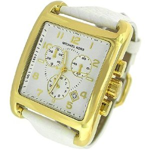 Michael Kors Leather Womens Watch MK2229