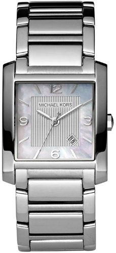 Michael Kors Bracelets White Mother-of-pearl Dial Women's watch #MK3146