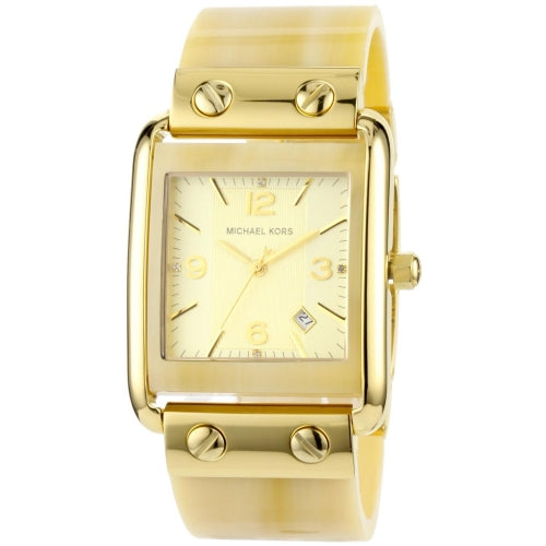 Michael Kors Horn Bangle Ladies Watch MK4236