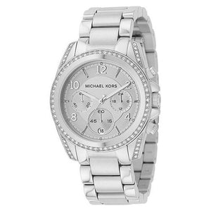Michael Kors Silver Runway Women's Watch MK5165