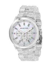 Clear Chronograph
