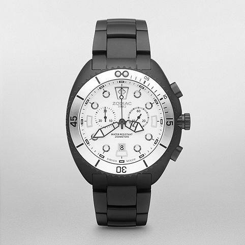 Zodiac Men's ZO8203 Oceanaire Chronograph Watch