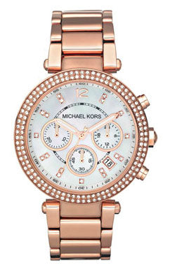 Michael Kors Mid-Size Glitz Women's Watch MK5491