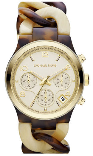 Michael Kors Chain Bracelet Women's Watch MK4270