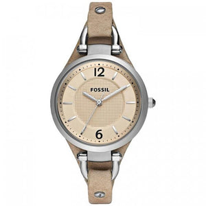 Heather Stainless Steel-Rose Women's Watch ES3130