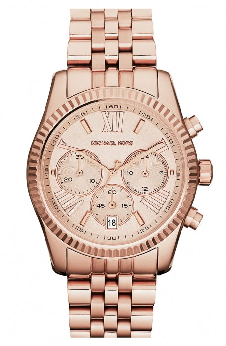 Michael Kors Lexington Chronograph Bracelet Women's Watch MK5569