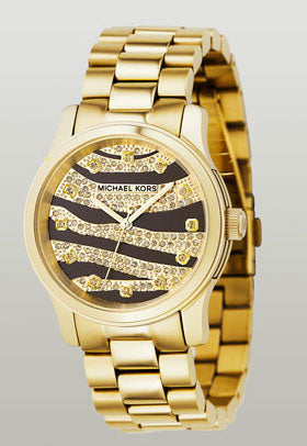 Michael Kors Tiger Women's Watch MK5126