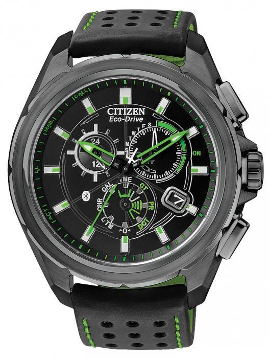 Citizen Men's AT7035-01E Proximity Watch