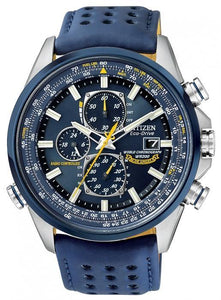 Citizen Men's AT8020-03L Blue Angels World Chronograph A-T Watch