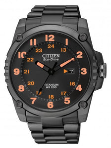 Citizen Men's BJ8075-58F Super Titanium Watch