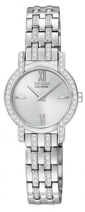 Citizen Women's EX1240-51A Silhouette Crystal Watch