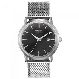 Citizen Men's BM7190-56H Mesh Watch