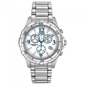 Citizen FB1350-58A Ladies' Chronograph Watch