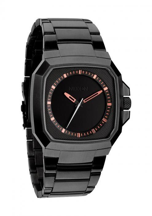 The Sentry SS All Black Men's Watch