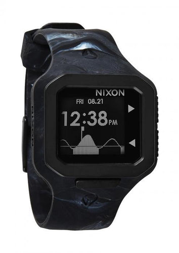 Nixon Men's Watch The Ranger 45 All Black