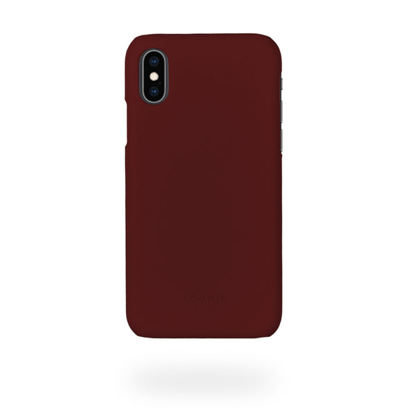 Burgundy iPhone XS MAX - Bounir
