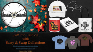 Fall into Fashion with Sassy & Swag Collections