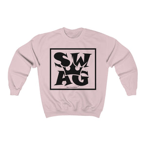 Sassy & Swag Collections - Swag King Men's Heavy Blend™ Crewneck Sweatshirt