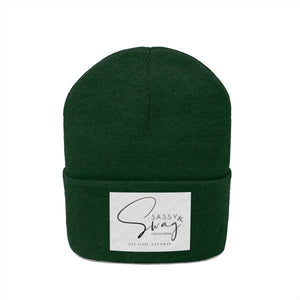 Sassy & Swag Collections Knit Beanie