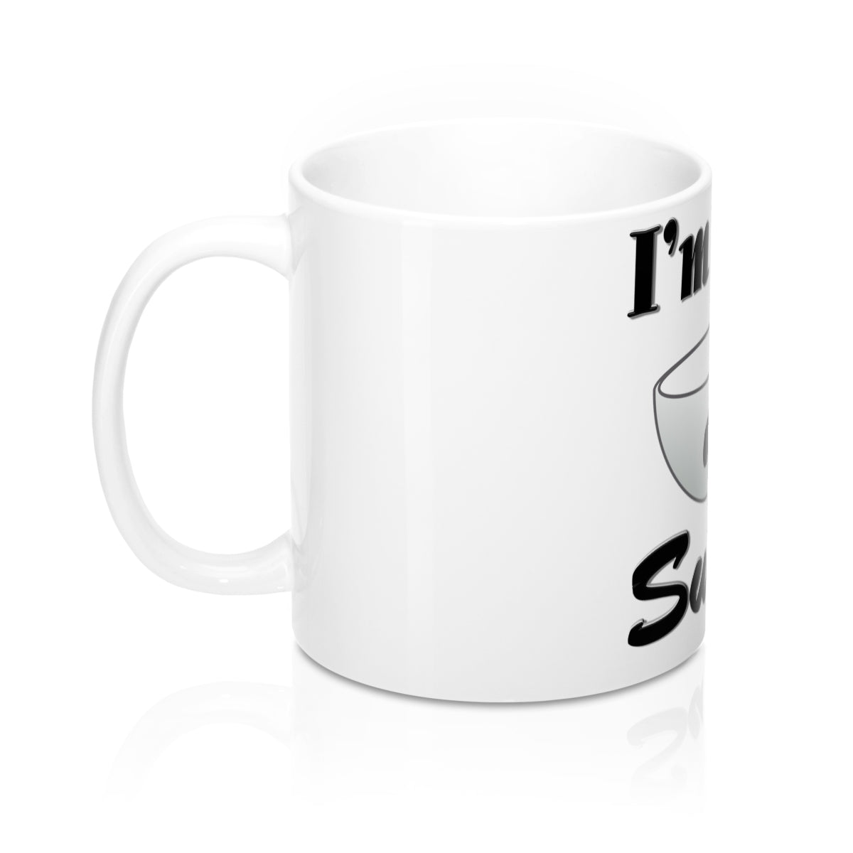 Sassy & Swag Collections - I'm Her Cup of Swag Mug 11oz