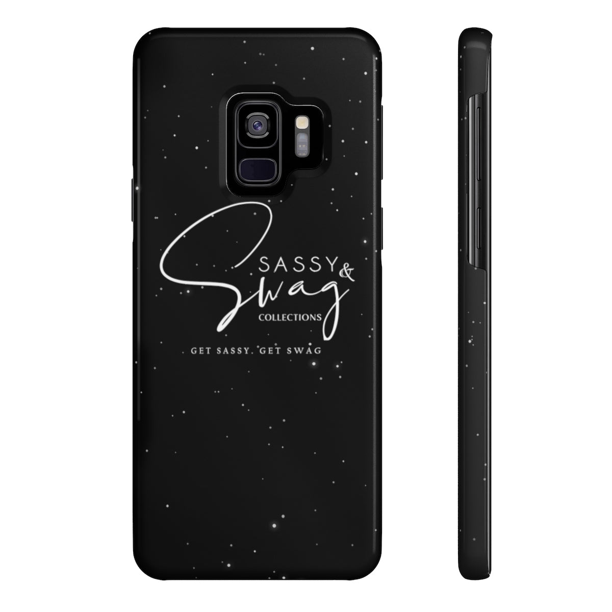 Sassy & Swag Collections Stars Case Mate Slim Phone Cases
