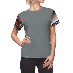 Sassy & Swag Collections Women's Tee - Radio design