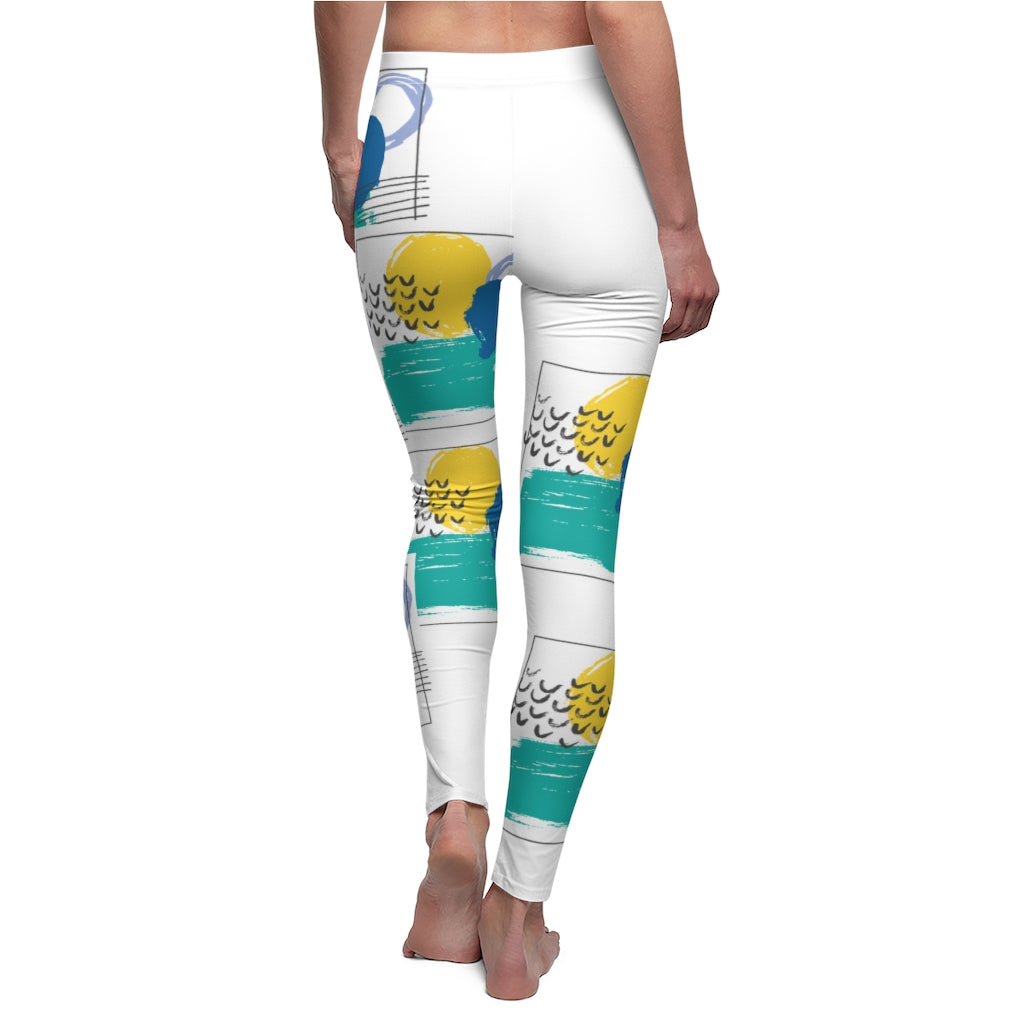 Sassy & Swag Collections Women's Casual Leggings