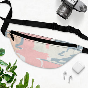 Painting Design Fanny Pack