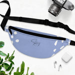 Sassy & Swag Collections Blue Fanny Pack