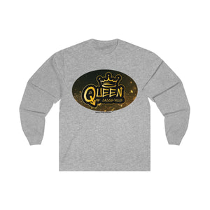 Sassy & Swag Collections - Queen of Sassy-ville Women's Long Sleeve Tee