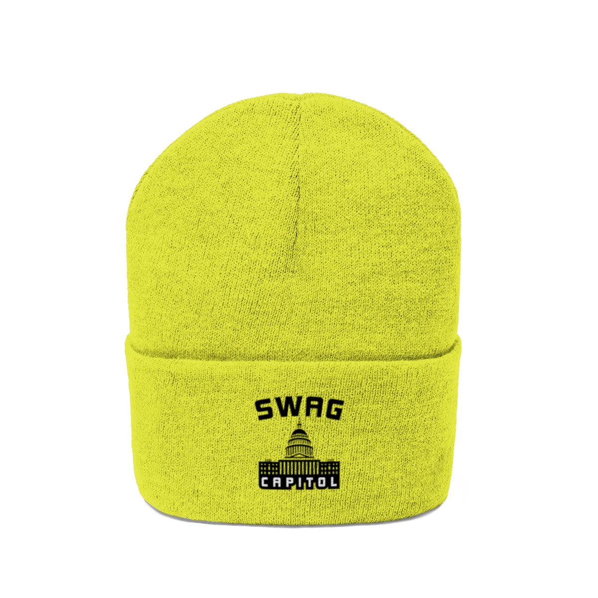 Sassy & Swag Collections - Swag Capitol Men's Knit Beanie