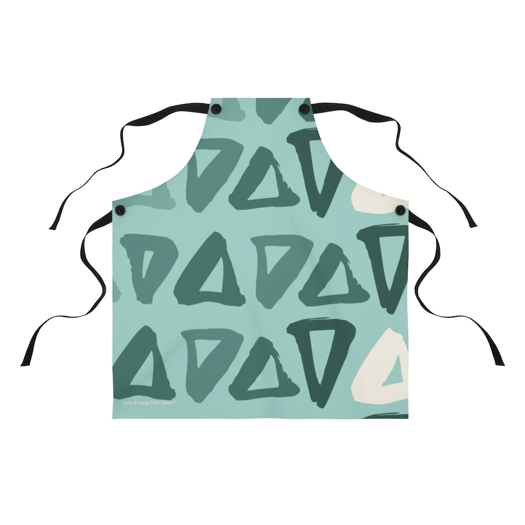 Triangle Designed Unisex Apron