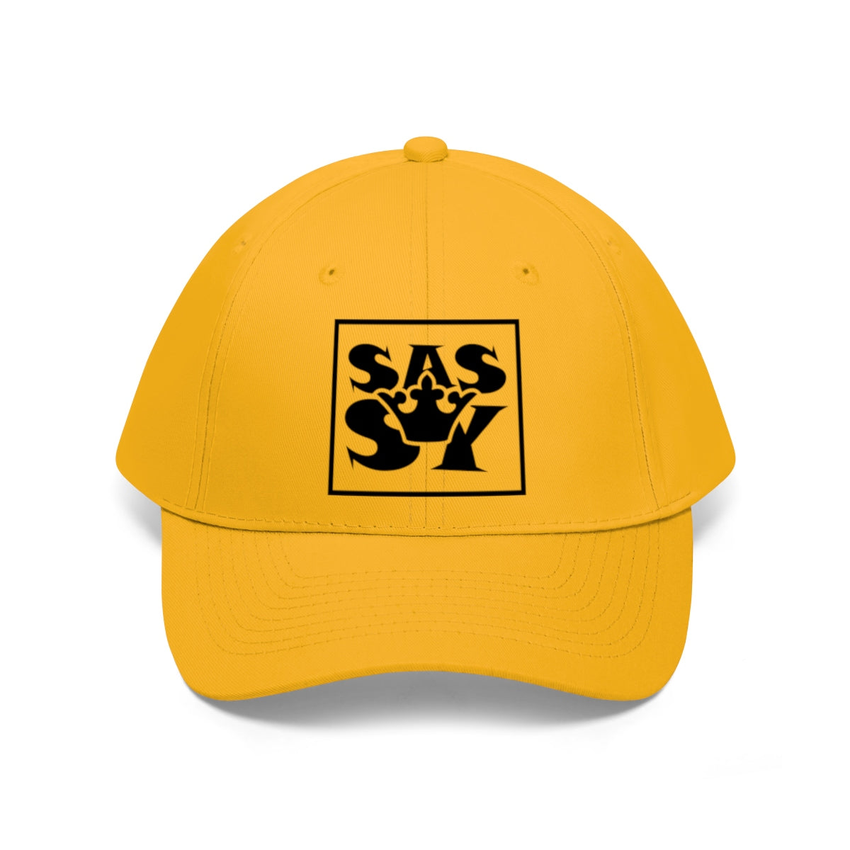 Sassy & Swag Collections - Sassy Queen Women's Twill Hat