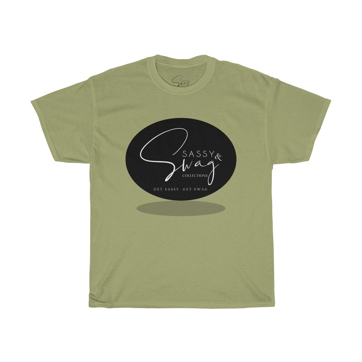 Sassy & Swag Collections Unisex Heavy Cotton Tee