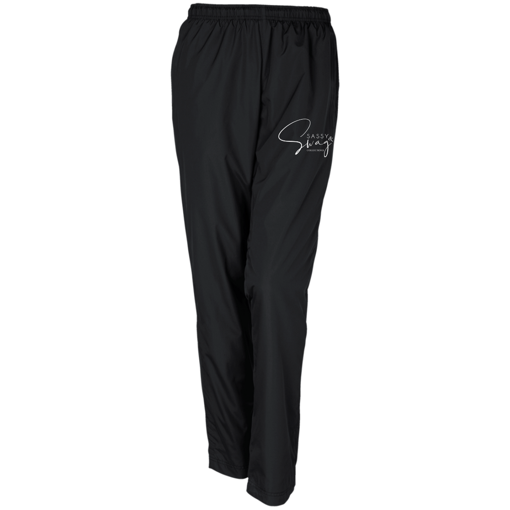 Sassy & Swag Collections Ladies' Warm-Up Track Pant