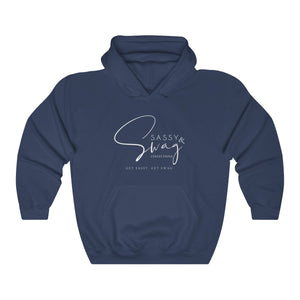 Sassy & Swag Collections Unisex Heavy Blend™ Hooded Sweatshirt