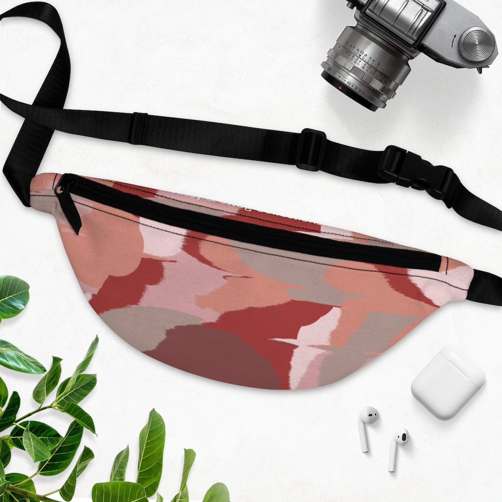 Color Swatch Design Fanny Pack