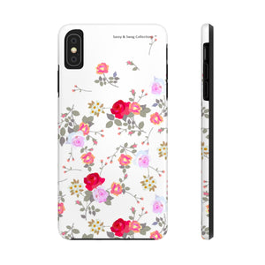 Sassy & Swag Collections Floral Case Mate Tough Phone Cases