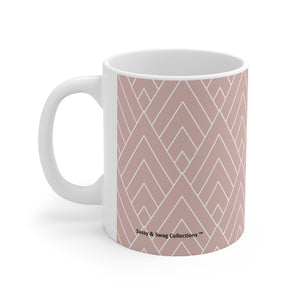 Peek Ceramic Mug 11oz