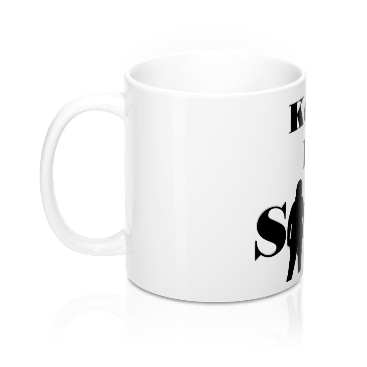 Sassy & Swag Collections - Keep It Sassy Mug 11oz