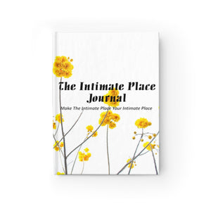 The Intimate Place Journal - Ruled Line