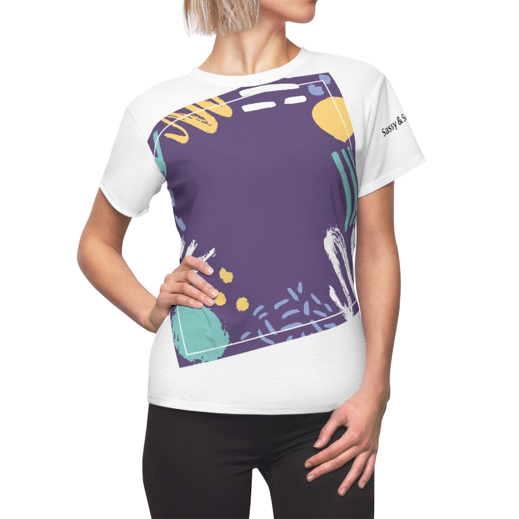 Sassy & Swag Collections Women's Tee