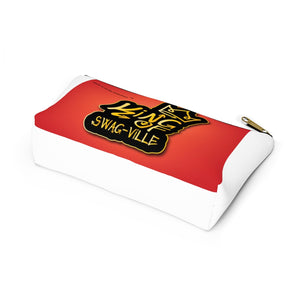 Sassy & Swag Collections - King of Swag-ville Accessory Pouch w T-bottom