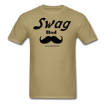 Swag Dad Men's T-Shirt - khaki
