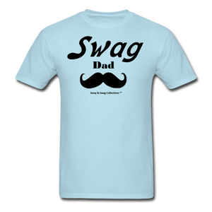 Swag Dad Men's T-Shirt - powder blue